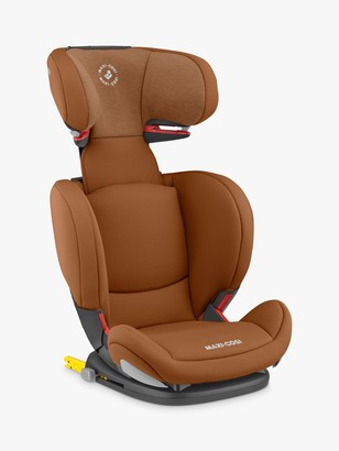 Maxi-Cosi Rodifix Air Protect Group 2/3 Car Seat, Authentic Cognac