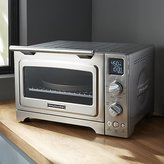 Crate & Barrel KitchenAid ® Stainless Steel Digital Convection Oven
