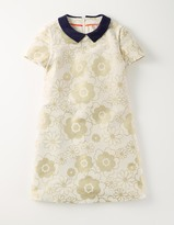 Boden Jacquard Party Dress