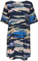 M&Co Abstract print tunic dress