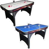 VOIT Voit Playmaker 60 Air Hockey Table wtih Table Tennis