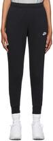Thumbnail for your product : Nike Black Fleece Sportswear Club Lounge Pants