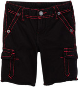 True Religion Big T Short (Toddler & Little Boys)
