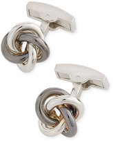 Bugatchi Two-Tone Knot Cuff Links