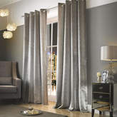 Kylie Minogue at Home - Adelphi Lined Eyelet Curtains - Mist - 229x183cm