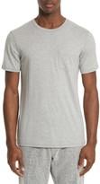 Wings + Horns Men's Original Pocket T-Shirt