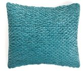 Amity Home Emesto Square Throw Pillow in Teal