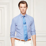 Ralph Lauren Purple Label Aston Gingham Shirt