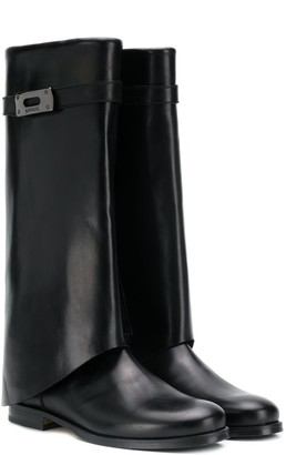 Gallucci Kids knee-high boots