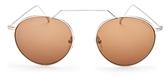 Illesteva Wynwood Iii Aviator Sunglasses, 54mm