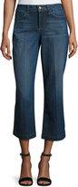 NYDJ Sophia Flared Cropped Jeans, Blue