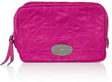 Mulberry Rosie quilted cosmetics case