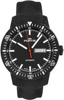 Fortis Official Cosmonauts Monolith Automatic Men's Swiss Watch 647.18.31 LP