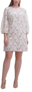 Vince Camuto Plus Size Lace Shift Dress