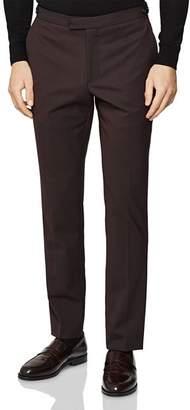 Reiss Malbec Twill Slim Fit Pants