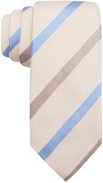 Tasso Elba Ribbon Stripe Tie, Only at Macy's