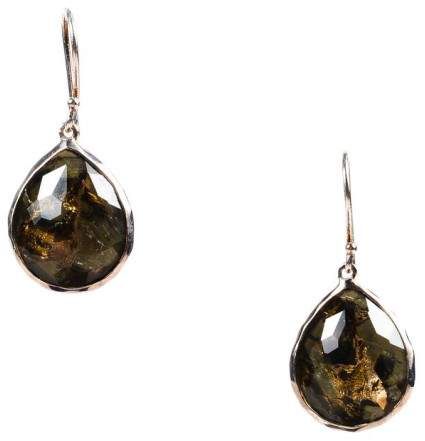 Ippolita Sterling Silver with Quartz Earrings