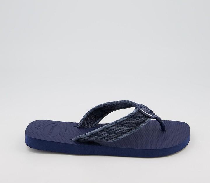 Havaianas Urban Basic Sandals Blue Indigo