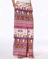Roxy Juniors' Lover of the Sun Printed Maxi Skirt