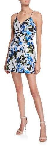 b865835fa3d8 Alice + Olivia White Mini Dresses - ShopStyle