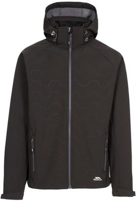 Trespass Arli Soft Shell Jacket - Black