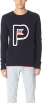 Penfield Flag Knit Sweater