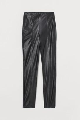 H&M Crease-front Leggings