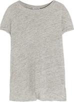 Frame Le Muscle slub linen T-shirt