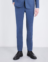 Sandro Tapered tailored-fit wool