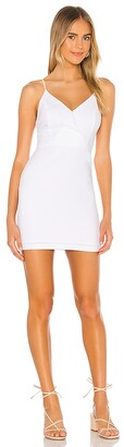 BCBGeneration Cocktail Surplice Cami Dress