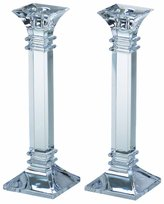 Marquis by Waterford Treviso 10-Inch Candlestick Pair