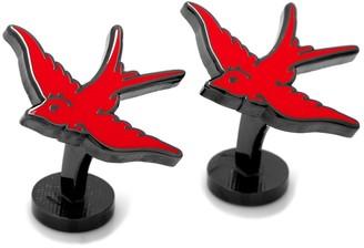Cufflinks Inc. Red Sparrow Cuff Links