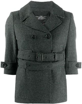 Marc Jacobs Belted-Waist Jacket