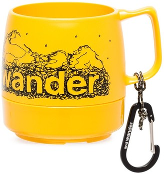 Equipment Dinex logo-print mug