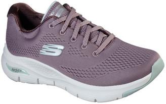 Skechers Arch Fit Sunny Outlook 149057 Lavender Sneaker