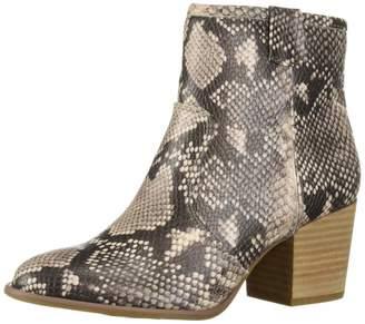 Carlos by Carlos Santana Women's Rowan Ankle Boot Natural 6 M US