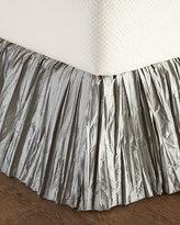 Dian Austin Couture Home King St. Germain Silk Dust Skirt