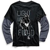 Champion Boys' Hangdown Light The Field Tee Shirt