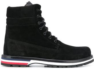 Moncler Lace Up Boots