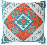 "Blissliving Home Siesta Fiesta 18"" Square Decorative Pillow"