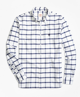Brooks Brothers Plaid Sport Shirt