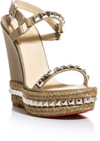 Christian Louboutin Cataclou 140mm studded sandals