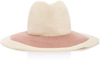 Albertus Swanepoel Vanessa Braided Trim Paper Hat