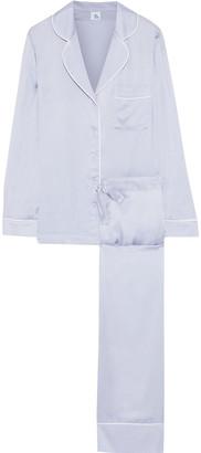 Iris & Ink Karly Charmeuse Pajama Set