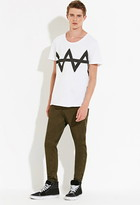 Forever 21 FOREVER 21+ Zee.Gee.Why. Dropsticks Chinos