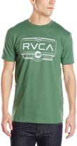 RVCA Men's Woodwork T-Shirt