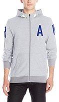 G Star Men's Warth Full Zip Sweatshirt Hoodie