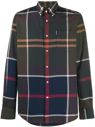 Barbour Long-Sleeve Check Shirt