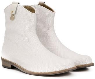 MonnaLisa TEEN cowboy boots