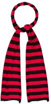 Michael Kors Cashmere Striped Scarf